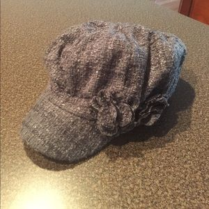 Collection XIIX Accessories - NWOT Collection 18 page boy style cap