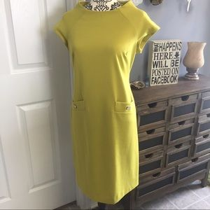 Jones New York Dresses & Skirts - HP 💖 Jones NY lime colored dress sz 6
