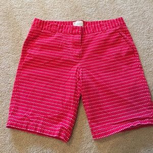 Pants - J Crew Bermuda Shorts