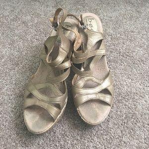 Born Shoes - Born Concept size 11 wedges