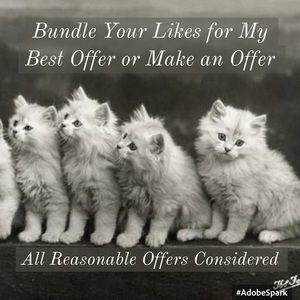 Other - Bundle for Offer or Make an Offer
