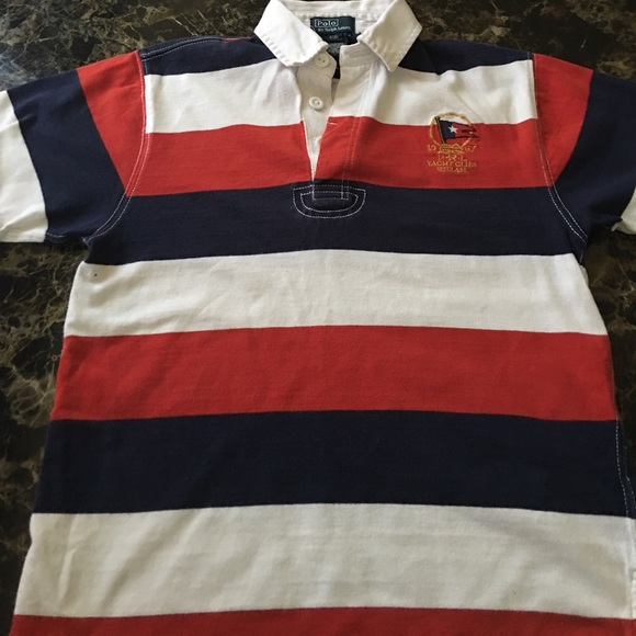 50 Off Polo By Ralph Lauren Other Red White And Blue