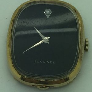 Longines Other - antique longings 10k goldfields mehanical watch