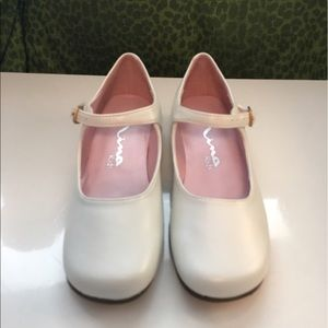 Nina Other - White Dress Shoes