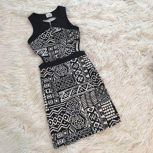 LA Hearts Dresses & Skirts - Pacsun: LA:Hearts cut out dress