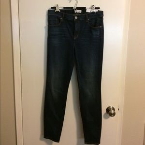 Loft Jean leggings