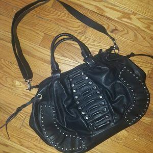 Hype Handbags - Studded purse