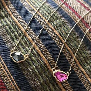 14th & Union Jewelry - Just In•14th &Union Crystal Delicate Gold Necklace