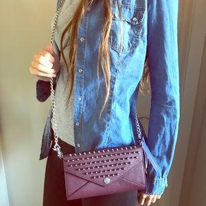 Rebecca Minkoff Handbags - NWT Rebecca Minkoff Plum Crossbody