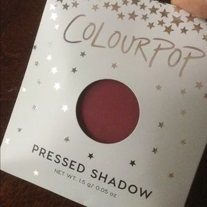 Colourpop stay golden eyeshadow
