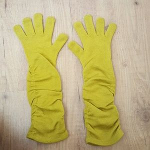 Fraas Accessories - Chartreuse Winter Gloves