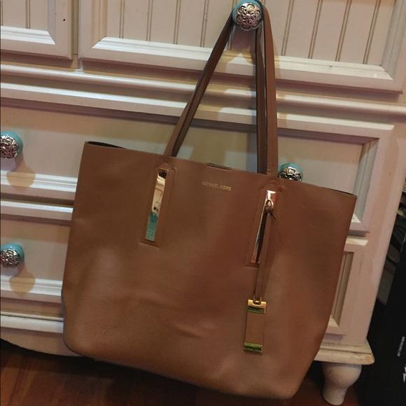 067ee61d2112 Michael Kors Bags | Jaryn Collection Bag Tote Used | Poshmark