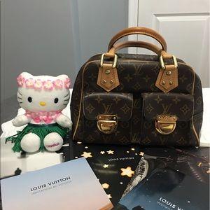 Louis Vuitton Handbags - Louis Vuitton Manhattan PM