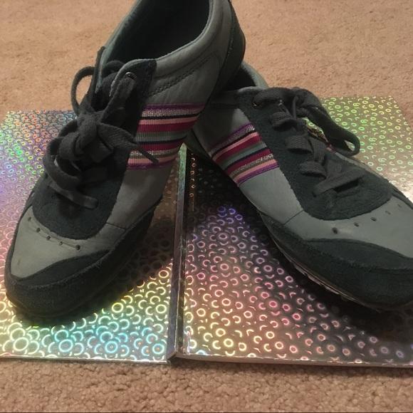 76% off Diesel Shoes - Diesel Brand sneakers, teal, Size 8 ...