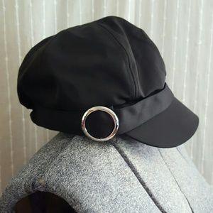 San Diego Hat Company Accessories - San Diego Hat Co Black Newsboy Cap