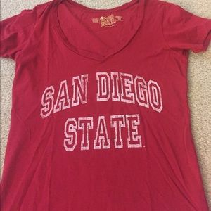 Original Retro Brand Tops - San Diego State University Tee