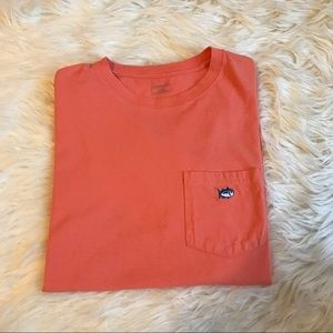 Vineyard Vines Tops - Southern tide Frocket tee