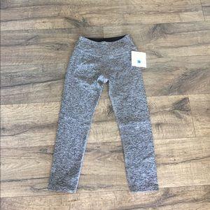 Beyond Yoga Pants - NWT Gray Capri by Beyond Yoga