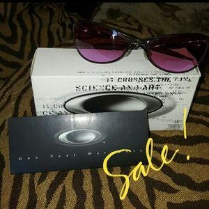 Oakley Accessories - Oakley Crosshair S  Sunglasses