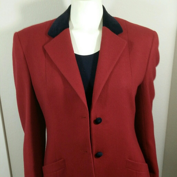 Find great deals on eBay for red coat black collar. Shop with confidence.