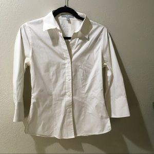 Foxcroft Tops - Foxcroft Button Up Shirt
