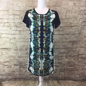 Greylin Dresses & Skirts - Greylin Abstract Tunic Dress