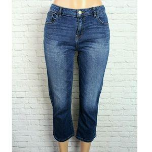 Fat Face Denim - Fat Face UK Crop Jeans