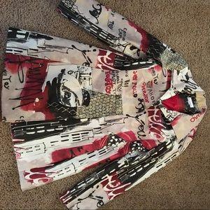 3 Sisters Jackets & Blazers - Printed jacket