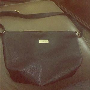 BCBG Handbags - Hot leather bcbg bag only missing small part zip