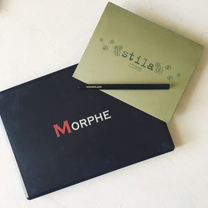 •Morphe 35W Bundle• Palette + Hourglass + Stila •