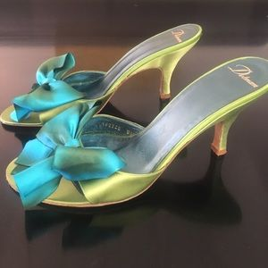 Delman Shoes - Gorgeous Delman Dressy Sandals