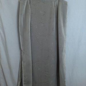 Venezia Dresses & Skirts - 🌸SALE VENEZIA GREY BLUE SHEER MAXI SKIRT