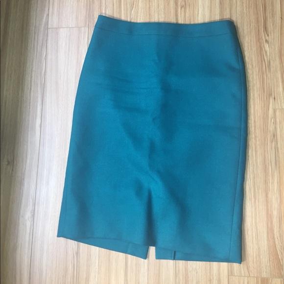 63 j crew dresses skirts jcrew no 2 wool pencil