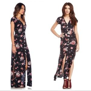 Faithfull The Brand Calypso Floral Maxi Dress