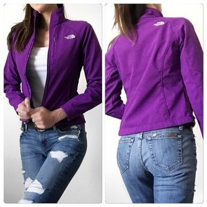 The North Face Jackets & Blazers - The North Face WindProof purple jacket