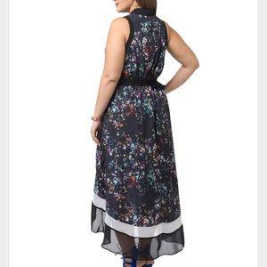 City Chic Dresses & Skirts - City Chic hi low maxi dress