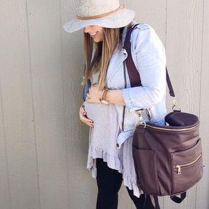 FAWN DESIGN diaper bag / backpack