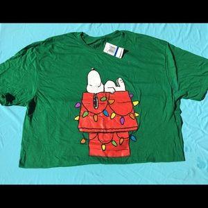 Peanuts Other - Original peanut tee shirt size XL