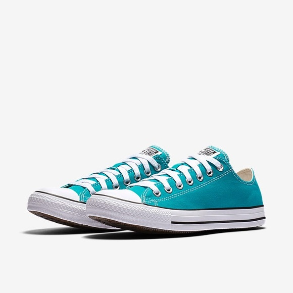 86fe5510c52a Converse Shoes - Converse Chuck Taylor Low Top - Mediterranean Blue