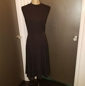 Fashion to Figure Dresses & Skirts - Sleeveless jersey skater