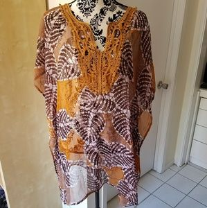 Other - Sheer tunic top