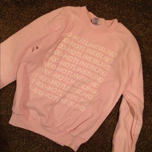 Sweaters - Drake Hotline Bling Crewneck