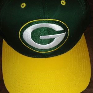 Vintage Other - Green bay packers snapback