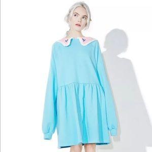 Lazy Oaf Dresses & Skirts - Lazy Oaf X Disney Cinderella Dress SM