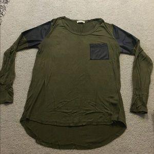 Necessary Clothing Tops - Basic long sleeve tee. Like new