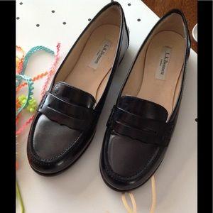LK Bennett Shoes - LK Bennett Patent Leather Loafers size EU37/US7