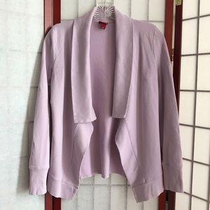 Merona soft lavender cardigan