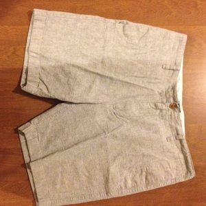 J. Crew Other - J crew men's linen shorts