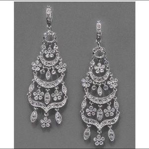 Monet Jewelry - Monet Chandelier Earrings