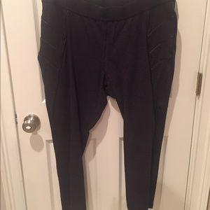 Lane Bryant Pants - Ponte Pants with Piping